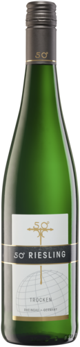 50° Riesling Dry 75CL kopen
