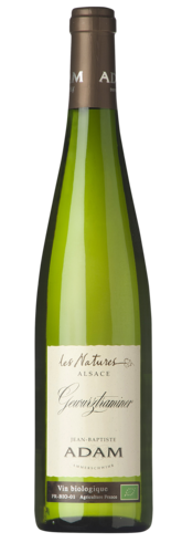 Adam Gewurztraminer Les Natures Bio 75CL