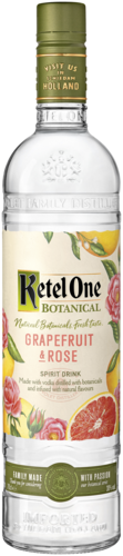 Ketel One Botanical Grapefruit Rose