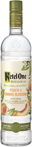 Ketel One Botanical Peach Orange