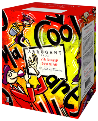 Arrogant Frog Rouge Bag in Box