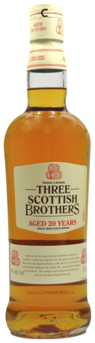 Three Brothers 20 Years Single Grain
