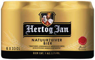 Hertog Jan Blik 6X33CL