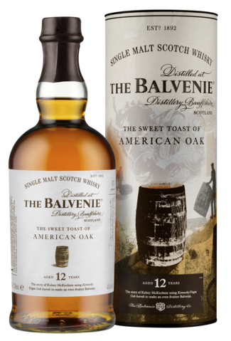 Balvenie Stories 12yo American Oak 70cl
