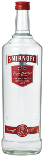 Smirnoff Vodka No 21 300CL