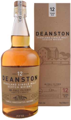Deanston 12 Years Natural