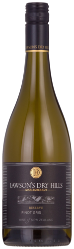 Lawson's Dry Hills Reserve Pinot Gris