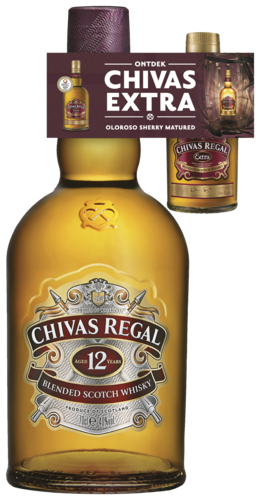 Chivas Regal 12 Years   Chivas Extra