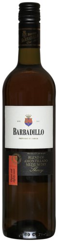 Barbadillo Medium Sherry FLES