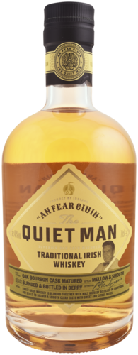 Quiet Man Traditional Irish