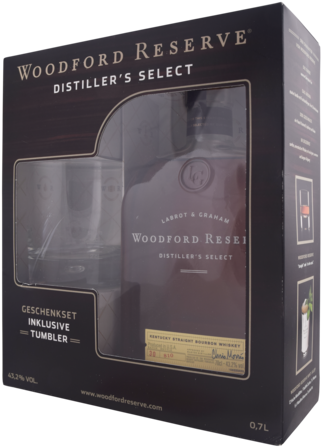 Woodford Reserve Giftpack