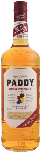Paddy Irish