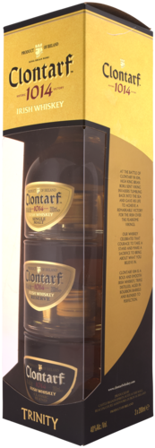 Clontarf Trinity 3-Bottle