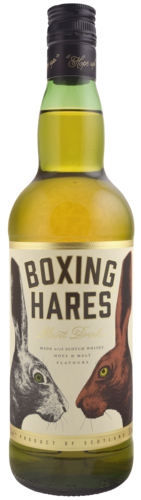 Boxing Hares Hops Infused 70CL