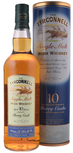 Tyrconnell 10 Years Sherry Finish