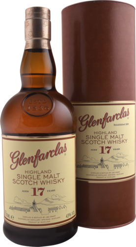 Glenfarclas 17 Years Sherry Wood Finish