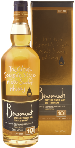 Benromach 10 Years 100 Proof 70CL