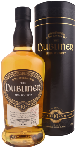 The Dubliner 10 Years Irish