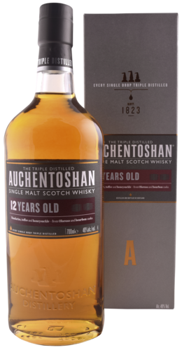 Auchentoshan 12 Years Distillers Edition