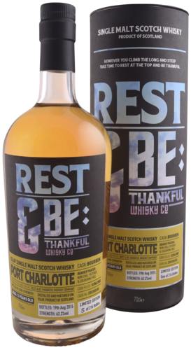 R&Bt Port Charlotte 2002 Bourbon 70CL
