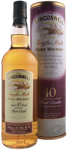 Tyrconnell 10 Years Port Finish