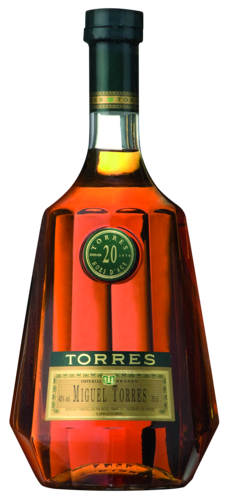 Torres Hors d'Age 20 Years 70CL