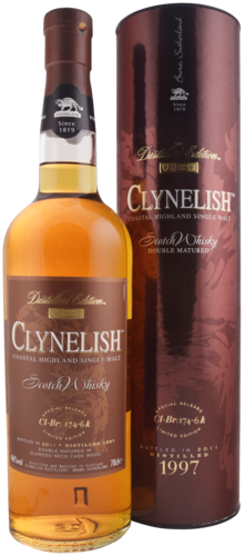 Clynelish Distillers Edition 70CL