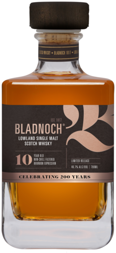 Bladnoch 10 Years Lowland Single Malt
