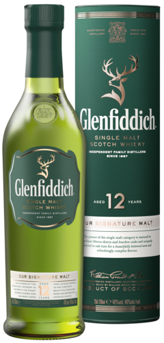 Glenfiddch 12 Years