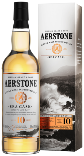 Aerstone 10 Years Sea Cask