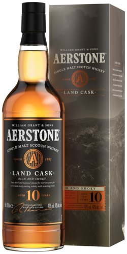 Aerstone 10 Years Land Cask