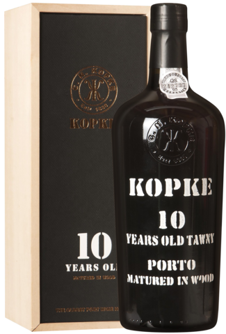 Kopke 10 Years Old Kist