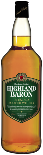 Highland Baron Blended Whisky