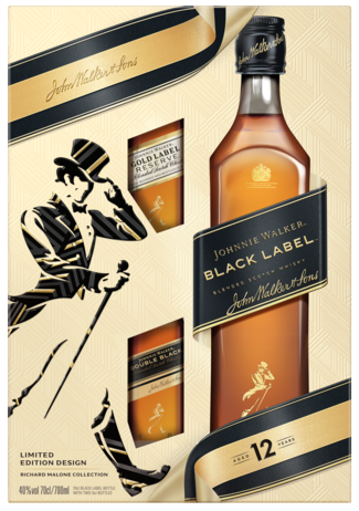 Johnnie Walker Black Label Mini's