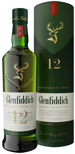 Glenfiddich 12 Years