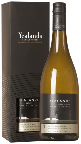 Yealands Estate Sauvignon Blanc GIFTPACK 75CL
