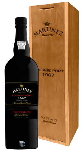 Martinez Vintage Port