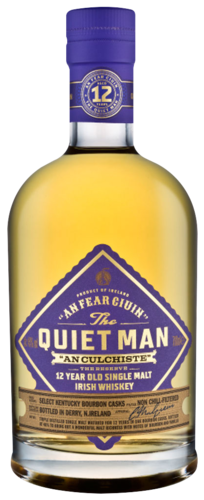 Quiet Man 12 Years Irish Single Malt