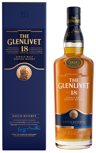 The Glenlivet 18 Years