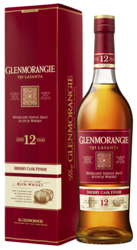 Glenmorangie 12 Years Sherry Cask Finish