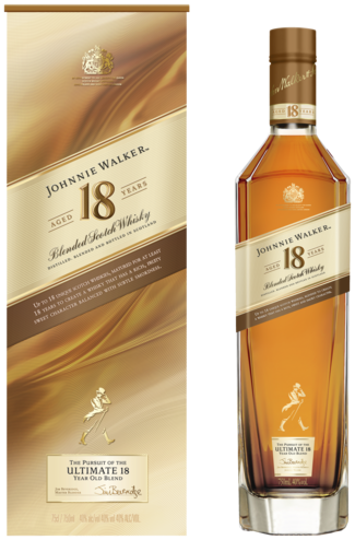 Johnnie Walker 18 years 70CL