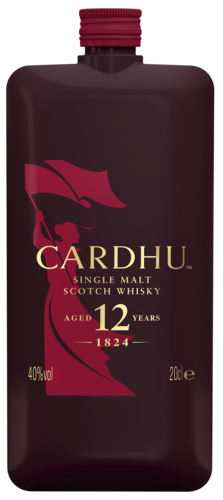 Cardhu 12 Years Pocket