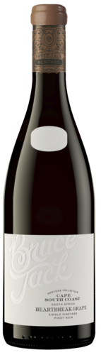 Bruce Jack Heritage Heartbrake Grape Pinot Noir