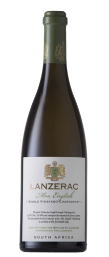 Lanzerac Mrs English Chardonnay