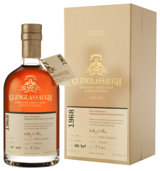 Glenglassaugh 45 years 70CL