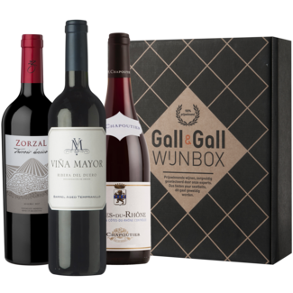 Gall & Gall Wijnbox Classic Red