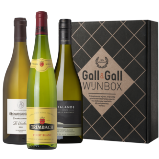 Gall & Gall Wijnbox Asperges Deluxe