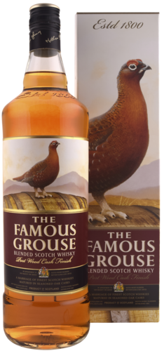 The Famous Grouse Portwood 100CL