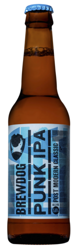 Punk IPA Pale Ale 33CL