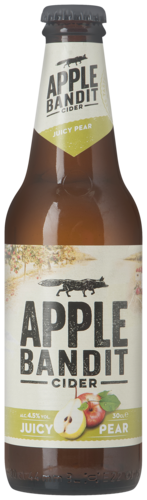 Apple Bandit Cider Juicy Pear 30CL